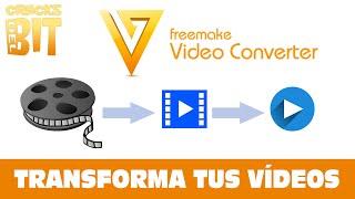 Freemake Video Converter, Descargar y cómo usar - Transforma a diferentes formatos - Tutorial