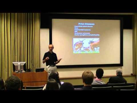 Dr. Lary C. Walker - The Seeds of Neurodegenerative Disease p1/2