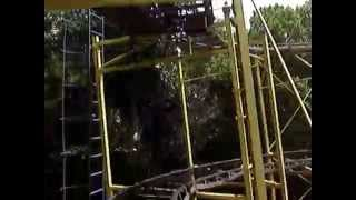 Esselworld Roller Coaster - Zyclone (On Ride POV)