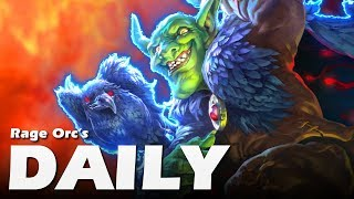 Hearthstone Daily Plays 5
