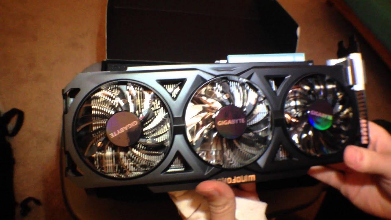 GIGABYTE GV-R927XOC-4GD Radeon R9 270X 4GB 256-bit GDDR5 PCI Express 3 0  HDCP Ready Video Card