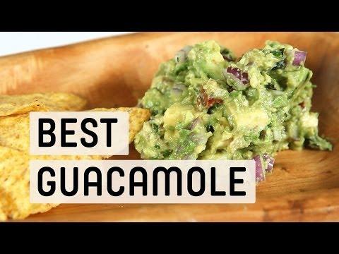 Recipe Wars - Best Guacamole Recipe