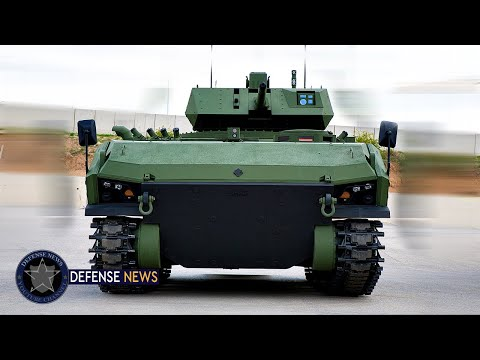 7 Newest Military Armored Vehicles from 2020 to 2029