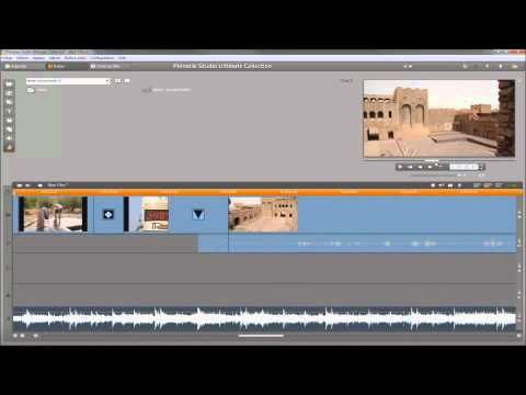 Pinnacle studio 15 HD 1h20 de formations