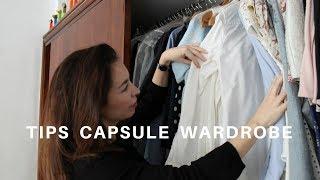 TIPS CAPSULE WARDROBE · Método Kondo 🏡 | Adriana Ruz Style