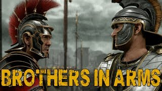 BROTHERS IN ARMS (Ryse: Son of Rome Multiplayer w/ Goldy & Gassy) #1