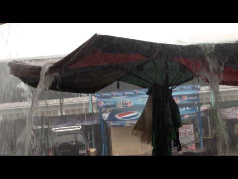 Raining Cats & Dogs in Phnom Penh | Wet Season in Cambodia