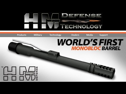 HM DEFENSE w/ theTIVANshow - My search for the best AR10 / AR15/ on X - KALIBER