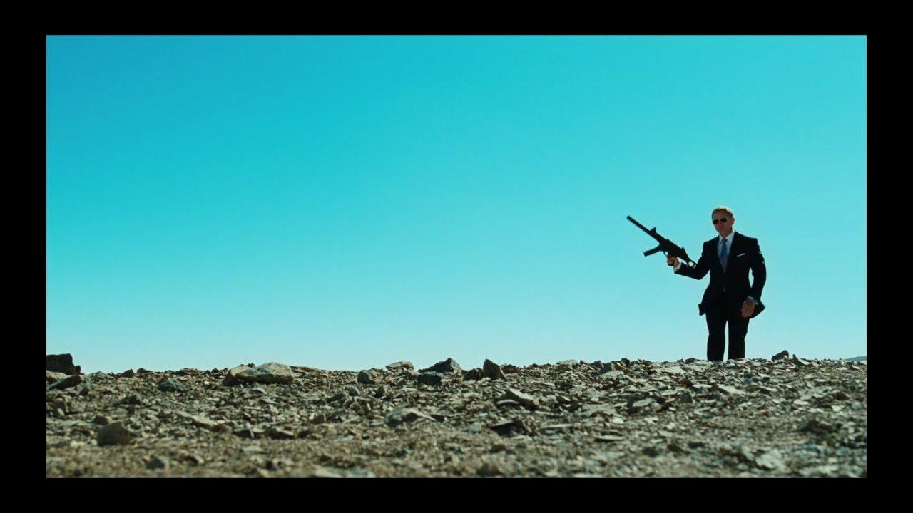 James Bond 007: Quantum Of Solace - Official® Teaser [HD]