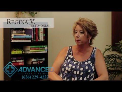 Patient Testimonial from Regina