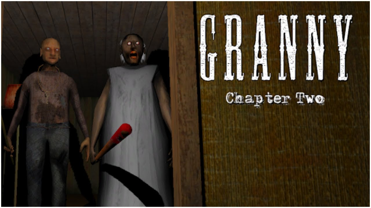 Granny Chapter 2 ESCAPE IN HARD MODE ! FAIL GAME GRANNY CHAPTER 2 LIVE STREAM !