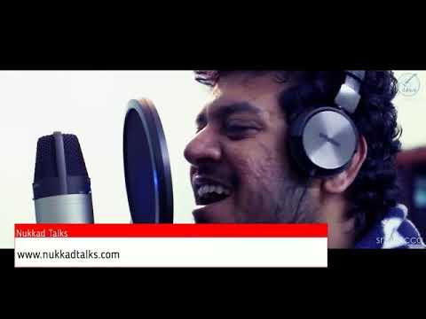 Padman Song - Aaj Se Teri Sari Galiya Meri Ho Gayi - Unplugged By Akshay Pandya