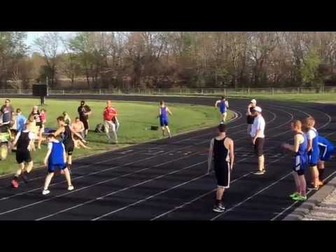 Holden Middle School Boys 4X4 at Adrian