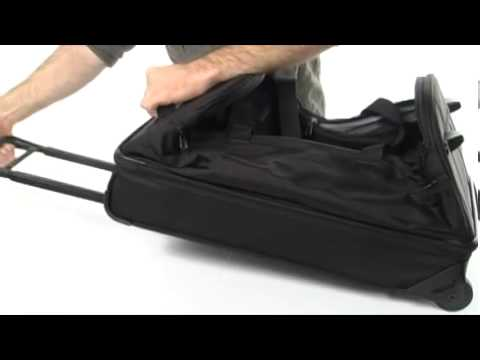 5e9e41f175 Briggs   Riley Baseline Medium Upright Duffle SKU  8092763 - YouTube