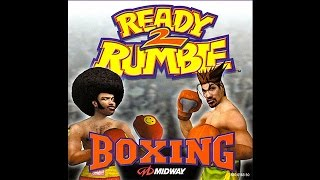 Ready 2 Rumble Boxing (Dreamcast)