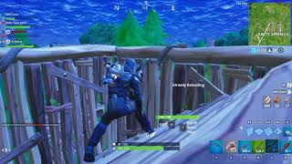 Fortnite: Down | Grabado con GeForce