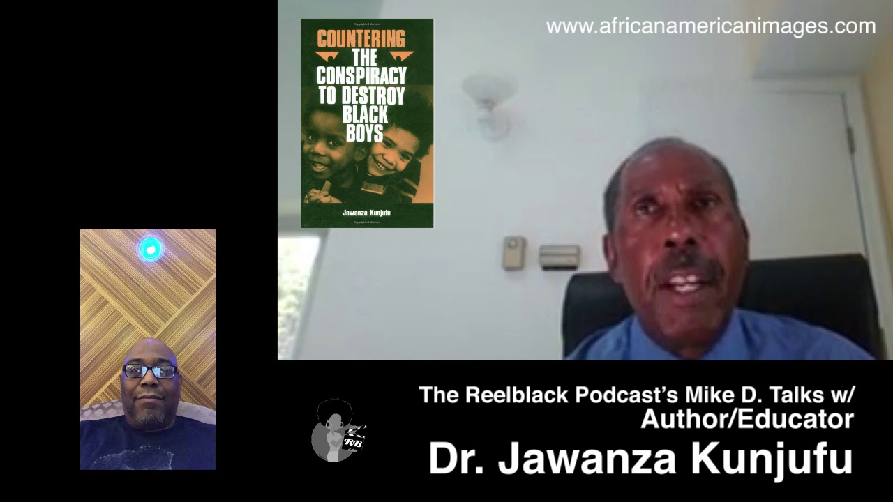 Dr. Jawanza Kunjufu - On Breaking The School To Prison Pipeline (2019)