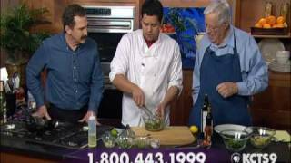 Kcts 9 Chefs, 2009: Angry Roasted Chicken