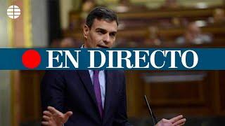 DIRECTO #CORONAVIRUS | Pedro Sánchez pide al Congreso una nueva prórroga del estado de alarma