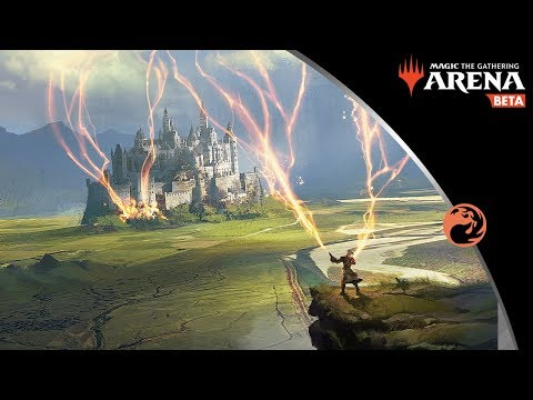 RDW Red Deck Wins Mono Red Burn |  MTG Arena Gameplay and Deck Guide