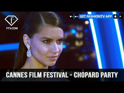 Cannes Film Festival 2017 - Chopard Party | FashionTV