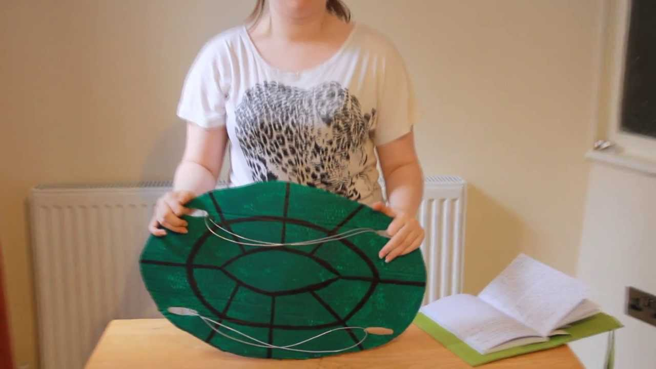 How To Make A Turtle Shell - YouTube 388b8a06f3