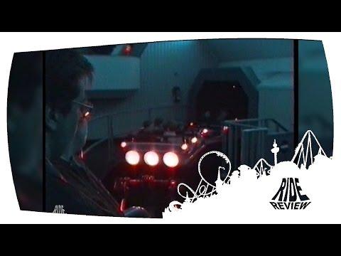 Space Center - Phantasialand (Onride/Offride)
