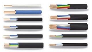 видео Выбор кабеля для электропроводки