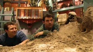 zoboomafoo cap 33 criaturas en la arena