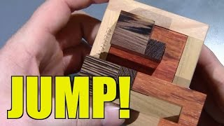 Jump! Woodworking Wednesday