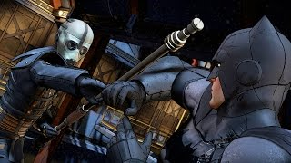 CITY OF LIGHT!! (Batman: The Telltale Series, Episode 5)