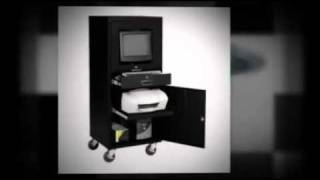 Mobile Computer Cart