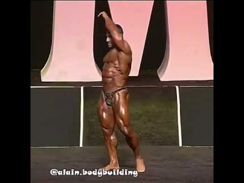 Ahmed Haidar bodybuilding