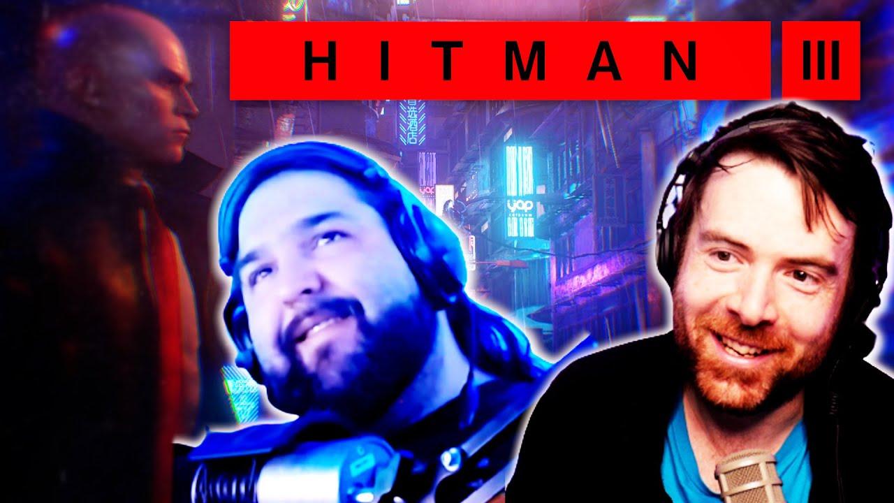 HITMAN 3 - Nom de code: Muffin Moelleux
