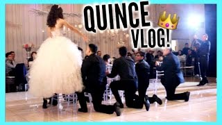 Come With Me To a Quinceañera #3!