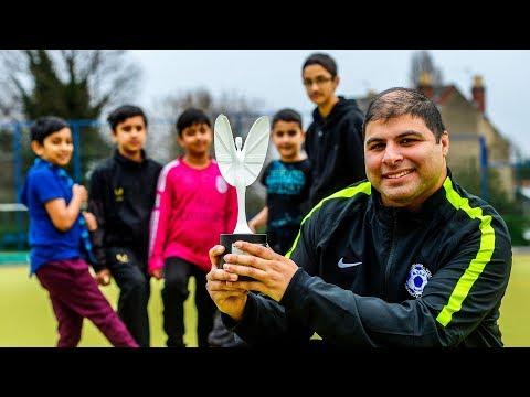 Anwar Khattak - 2018 Pride of Birmingham TSB Community Partnership Award Winner