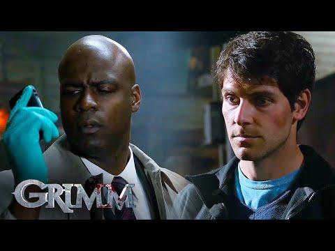 FBI Investigates Nick's Involvement In A Murder | Grimm