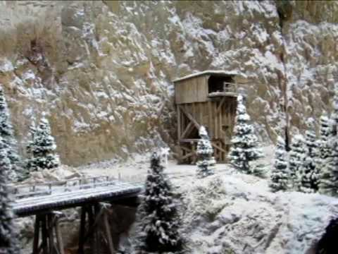 Model Train Luxembourg-Junglinster 2017