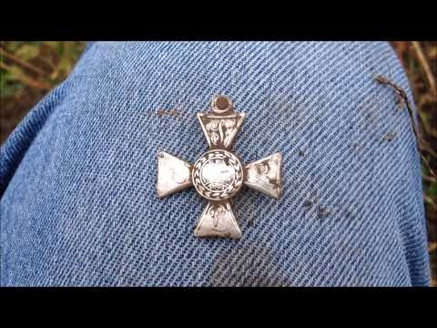Польський срібний хрест VIRTUTI MILITARI. Polish Order