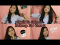Back To School : Makeup For Teens || Desty Yufenti