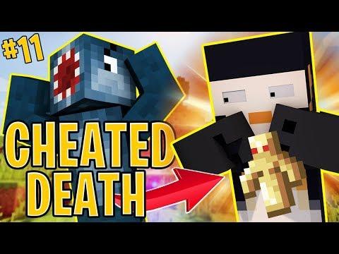 HE CHEATED DEATH!! - FRIEND OR FOE! #11 | MINECRAFT