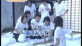 Kame apears to be the ring leader XD Poor Jin keeps getting in trou...