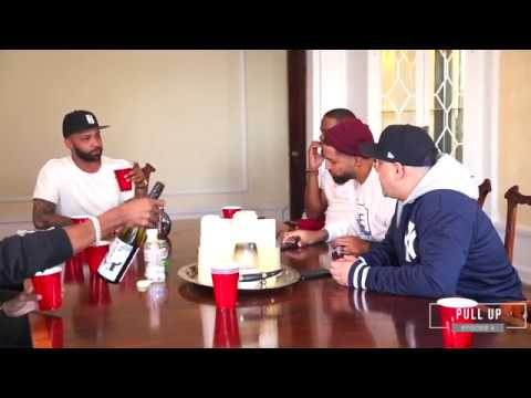 Pull Up Episode 4 | Featuring Joe Budden, Scottie Beam, Arian Foster, Rob Markman, Tsu Surf, Grafh