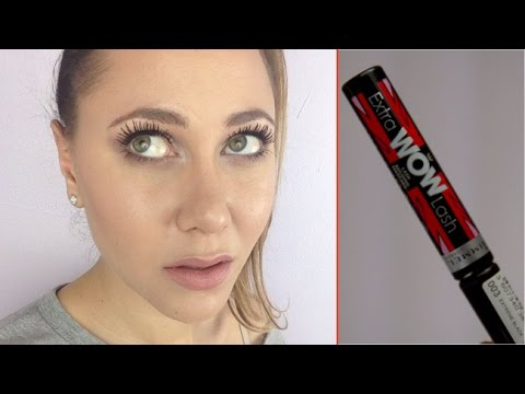 43ae5860215 Volume, longueur et petit prix : mascara Rimmel extra wow lash - YouTube