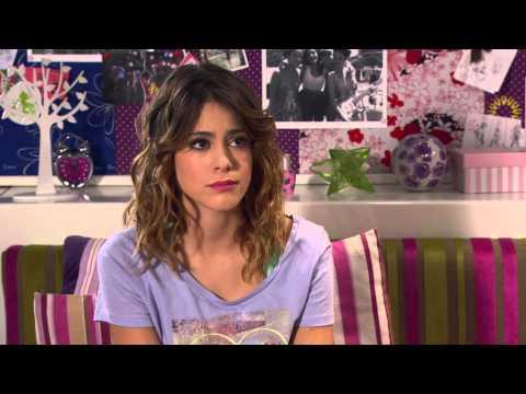 Сериал Disney - Виолетта - Сезон 2 эпизод 70