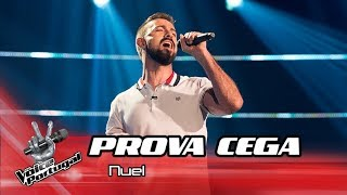 Nuel - Cry me river  Prova Cega  The Voice Portugal