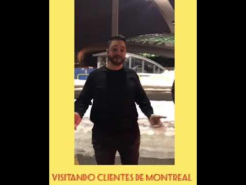 Entregando Vehículos En Montreal Con El Dr. Del Crédito