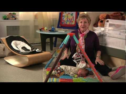 How to Stimulate a Newborn or Infant - Linda Richardson