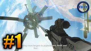 """Call of Duty: Ghosts Walkthrough (Part 1) - Campaign Mission 1 """"Ghost Stories"""" (COD Ghost)"""