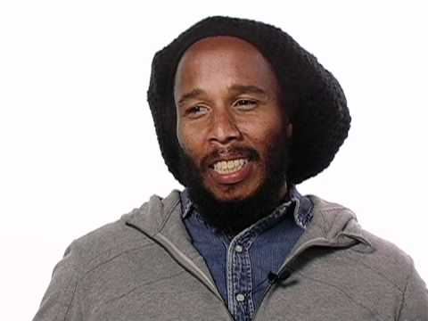 Ziggy Marley Discusses Jamaica and Politics